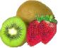 Kiwi morango